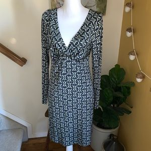 Cache luxe stretch jersey dress size Medium